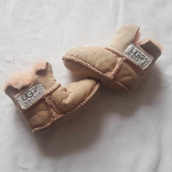 UGG Shoes   Baby Erin Furry Boot Crib